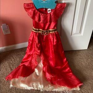 Elena of Avalor costume size S 4-6x